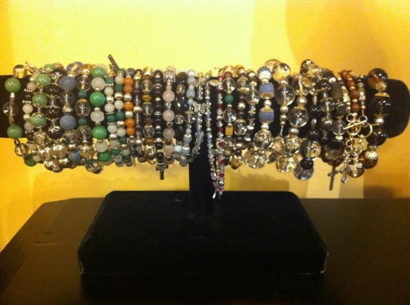 New Jewelry Handmade Local Beauty Salon Salisbury Maryland MD Organic Color