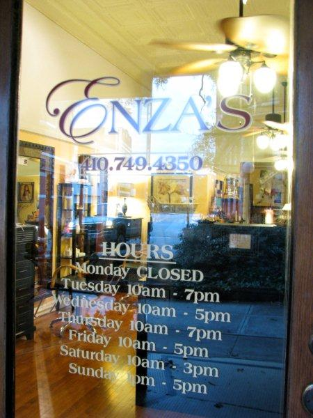Enza's &quot;An Organic Salon&quot; - Beauty Salon Salisbury, MD 21801 21804